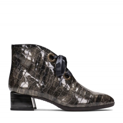Militar ankle boots
