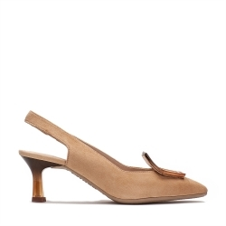 Sandals Brown Hispanitas
