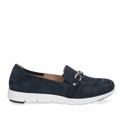 Moccasins Caprice Blue