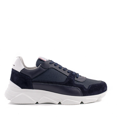 Leather sport shoes Ambitious