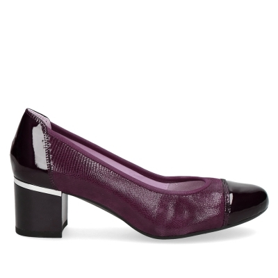 Bordo Shoes Caprice