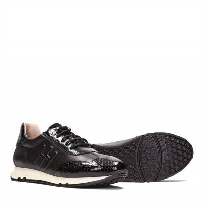 Sneaker Kioto Black Hispanitas