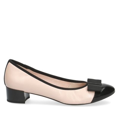 Shoes Caprice Black/Beige