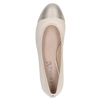 Shoes Caprice Beige